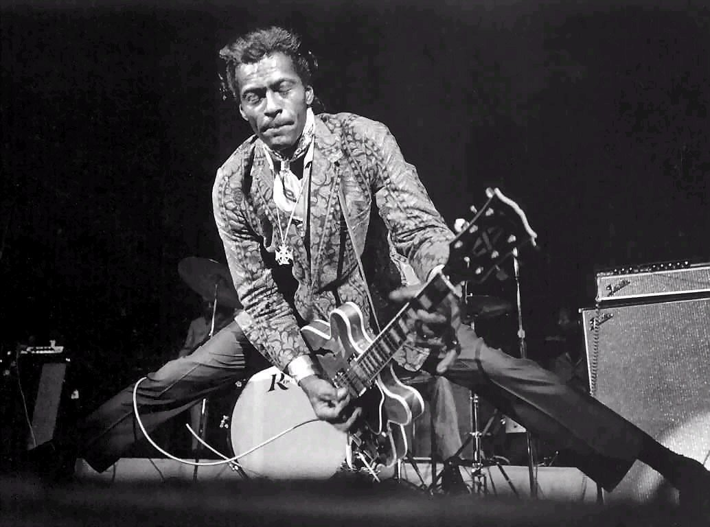 Chuck Berry Passes Away at 90 — News, Obituaries