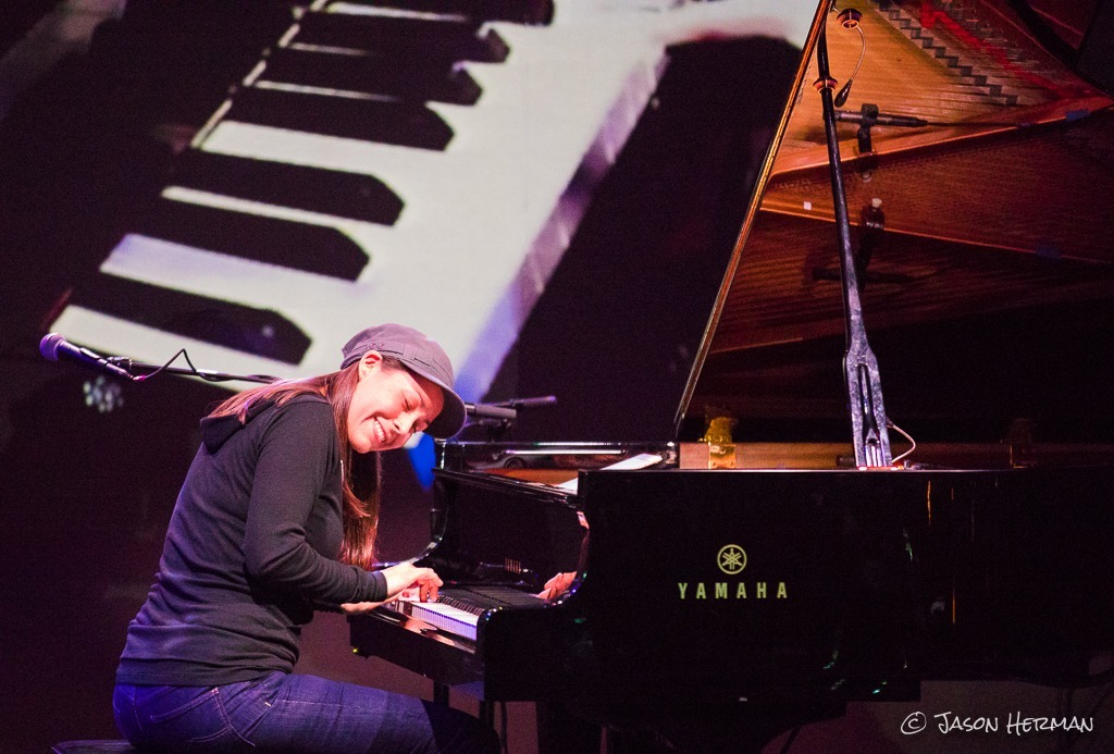 Holly Bowling performs at The Hamilton in Washington, DC