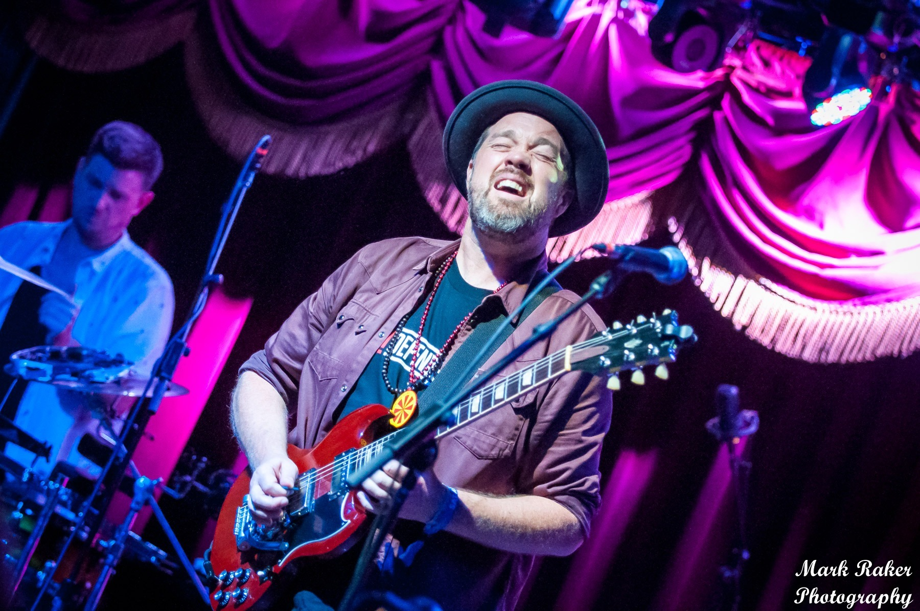 Eric Krasno performs at the 2017 Brooklyn Comes Alive